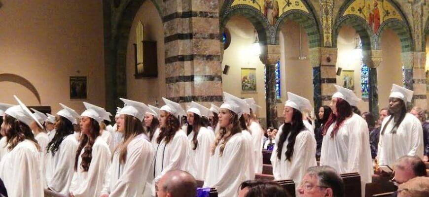 2015 Grad Alma Mater