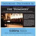 SDA Glee Club and Dominoes' Busy Holiday Season of Performances