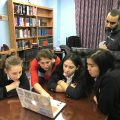 SDA Students Participate in an Hour of Code